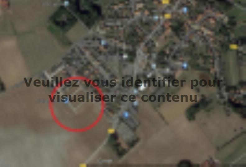Terrain à vendre Rémilly77000 € * : vignette 2