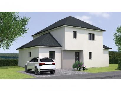 Modèle de maison R119142-4 4 chambres  : Photo 1