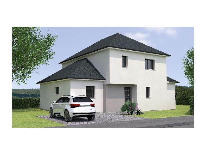 Modèle de maison R119142-4 : Vignette 1