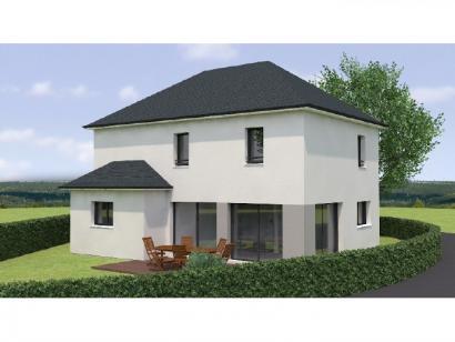 Modèle de maison R119142-4 4 chambres  : Photo 2