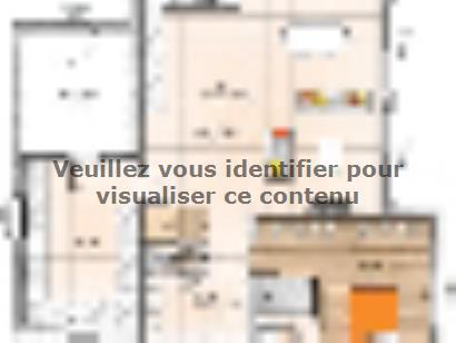 Plan de maison R119142-4 4 chambres  : Photo 1