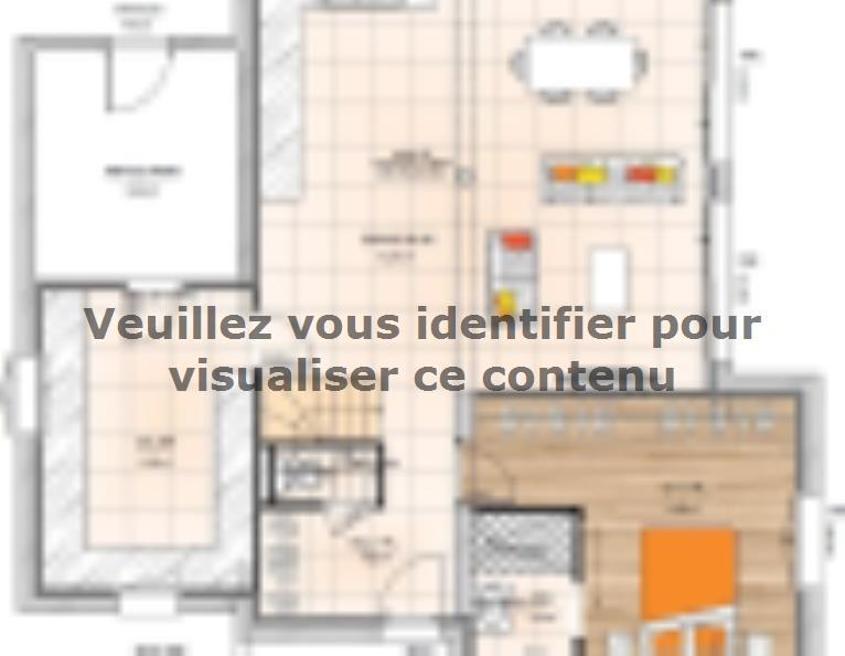 Plan de maison R119142-4 : Vignette 1