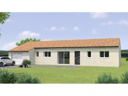 Modèle de maison PP19121-5GI 5 chambres  : Photo 1
