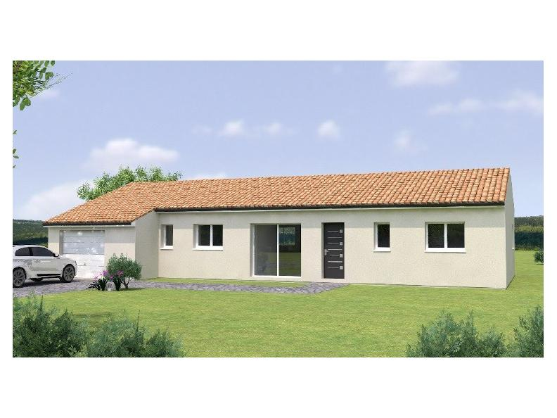 Modèle de maison PP19121-5GI : Vignette 1