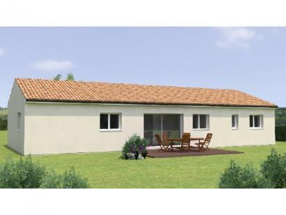 Modèle de maison PP19121-5GI 5 chambres  : Photo 2