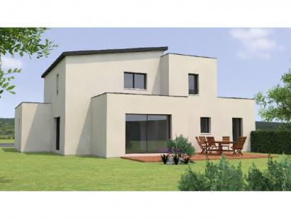 Modèle de maison R1MP19150-4GI 4 chambres  : Photo 2