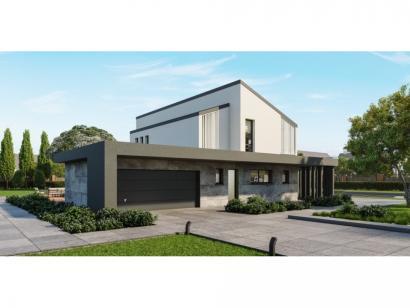 Modèle de maison SKYLINE 4 chambres  : Photo 1