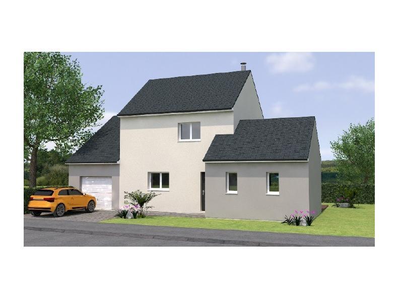 Modèle de maison R119102-3GI : Vignette 1