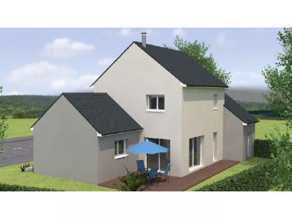 Modèle de maison R119102-3GI 3 chambres  : Photo 2