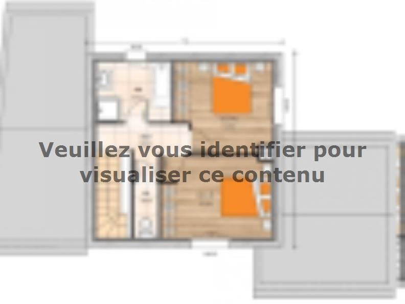 Plan de maison R119102-3GI : Vignette 2