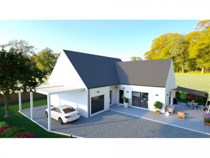 Maison neuve  à  Amboise (37400)  - 184000 € * : photo 4