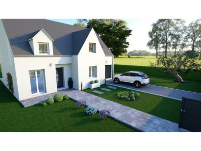 Maison neuve  à  Amboise (37400)  - 199000 € * : photo 2