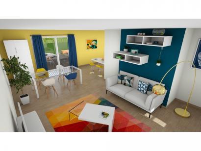 Maison neuve  à  Amboise (37400)  - 199000 € * : photo 3