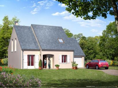 Maison neuve  à  Souvigné (37330)  - 171000 € * : photo 1