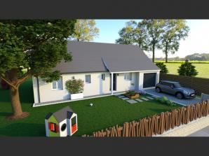 Maison neuve à Souvigné (37330)<span class='prix'> 157000 €</span> 157000