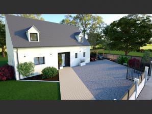 Maison neuve à Souvigné (37330)<span class='prix'> 199000 €</span> 199000