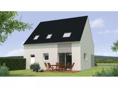 Modèle de maison RCA1898-3GI 3 chambres  : Photo 2