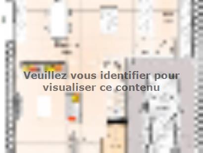 Plan de maison RCA1898-3GI 3 chambres  : Photo 2