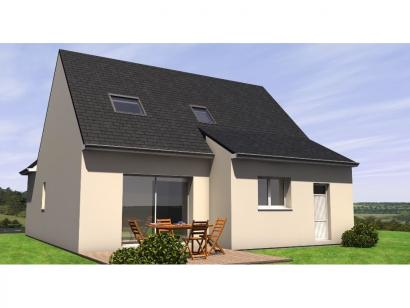 Modèle de maison RCA1891-3GI 3 chambres  : Photo 2