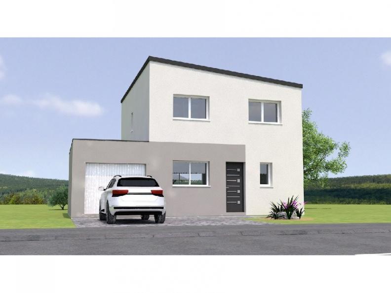 Modèle de maison R1MP18103-4GA : Vignette 1