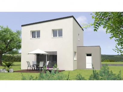 Modèle de maison R1MP18103-4GA 4 chambres  : Photo 2