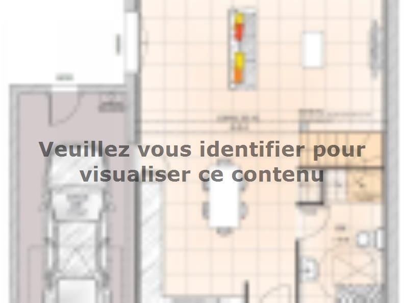 Plan de maison R1MP18103-4GA : Vignette 1