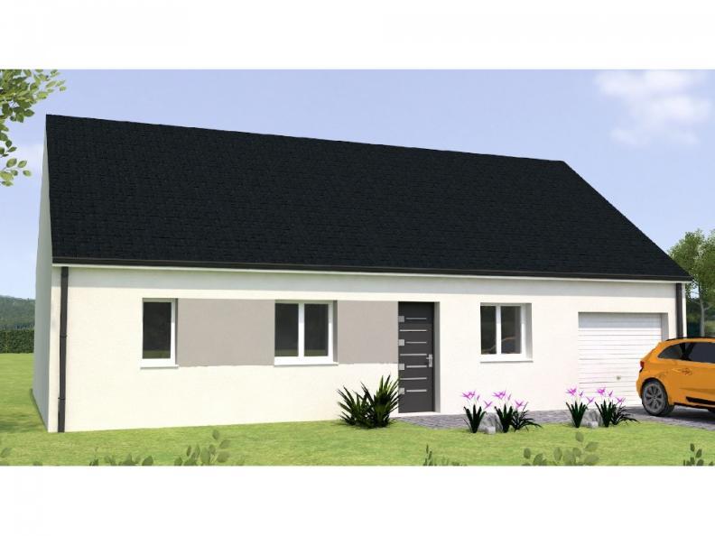 Modèle de maison PP1884-3GI : Vignette 1
