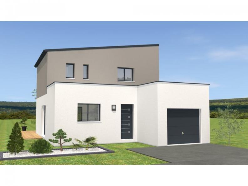 Modèle de maison R1MP18106-3MGI : Vignette 1