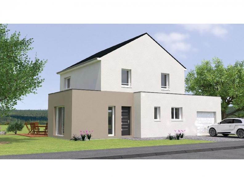 Modèle de maison R118123-4GA : Vignette 1