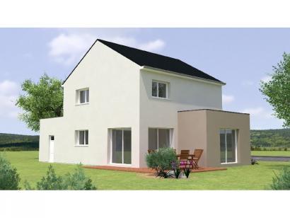 Modèle de maison R118123-4GA 4 chambres  : Photo 2