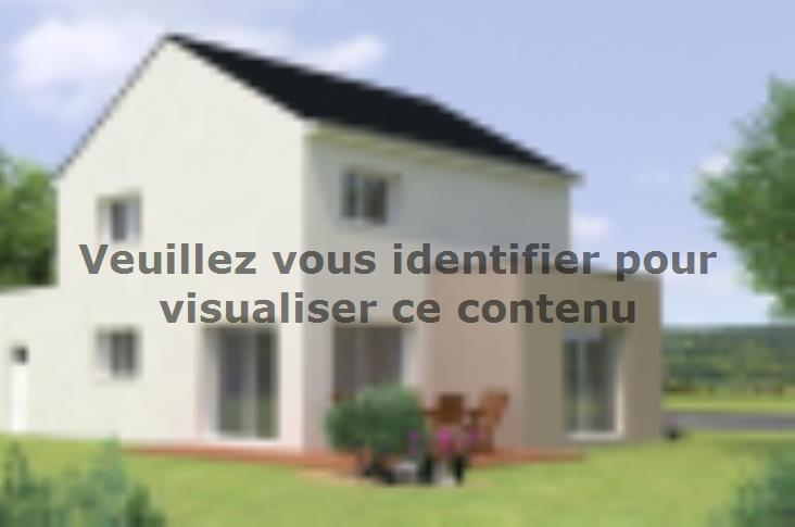 Modèle de maison R118123-4GA : Vignette 2