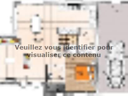 Plan de maison R118123-4GA 4 chambres  : Photo 1