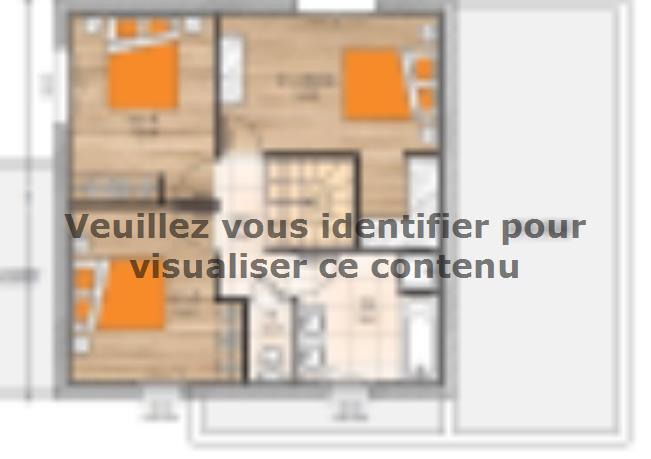 Plan de maison R118123-4GA : Vignette 2