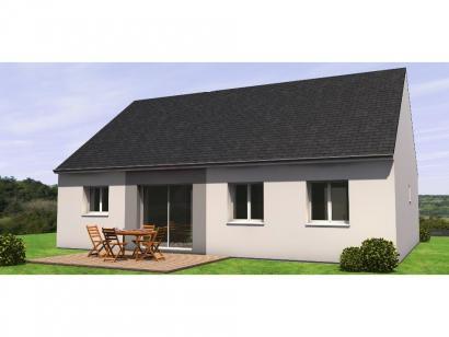 Modèle de maison PP1880-3GI 3 chambres  : Photo 2