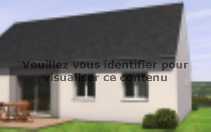 Modèle de maison PP1880-3GI : Vignette 2
