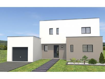 Modèle de maison R1TT18141-4MGA 4 chambres  : Photo 1
