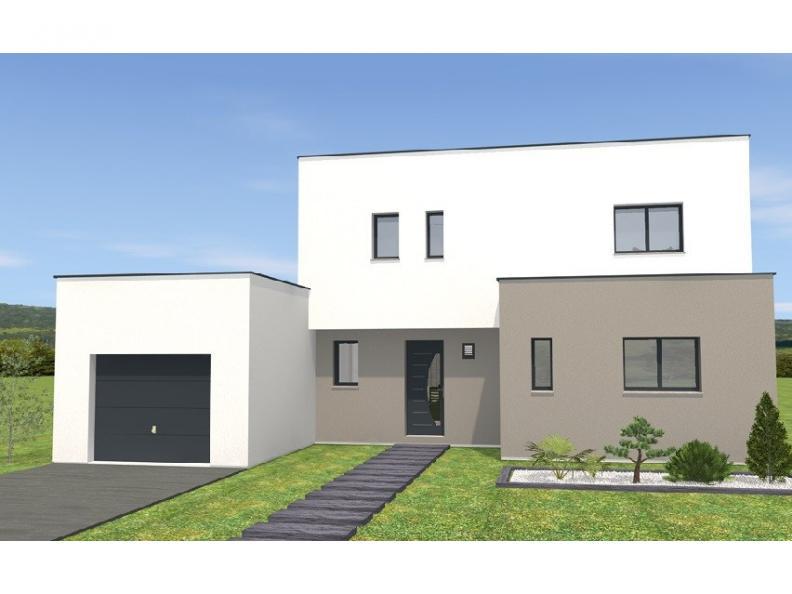 Modèle de maison R1TT18141-4MGA : Vignette 1