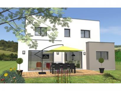 Modèle de maison R1TT18141-4MGA 4 chambres  : Photo 2