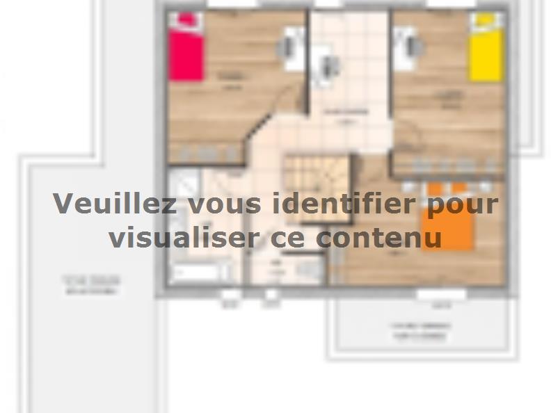 Plan de maison R1TT18141-4MGA : Vignette 2