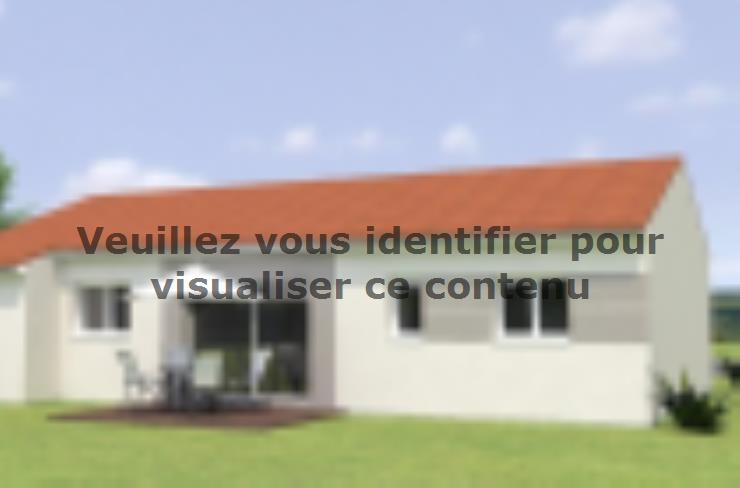 Modèle de maison PP1892-3GI : Vignette 2