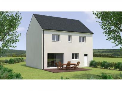Modèle de maison R119104-4GI 4 chambres  : Photo 2
