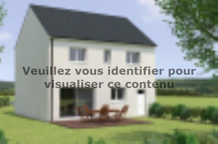Modèle de maison R119104-4GI : Vignette 2