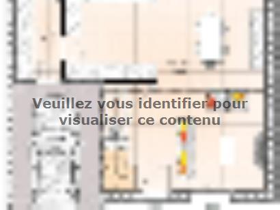 Plan de maison R119104-4GI 4 chambres  : Photo 1
