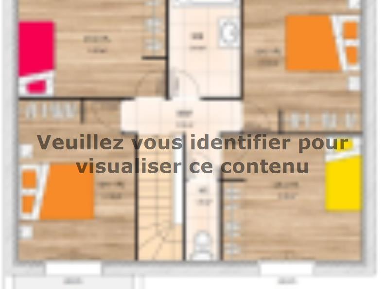 Plan de maison R119104-4GI : Vignette 2