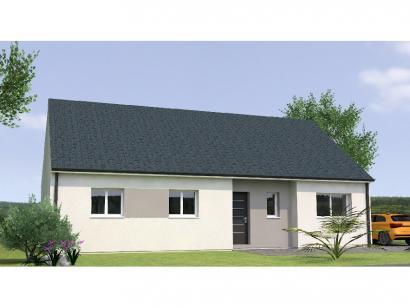 Modèle de maison PP19100-3 3 chambres  : Photo 1