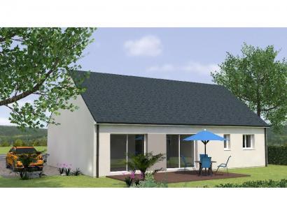 Modèle de maison PP19100-3 3 chambres  : Photo 2