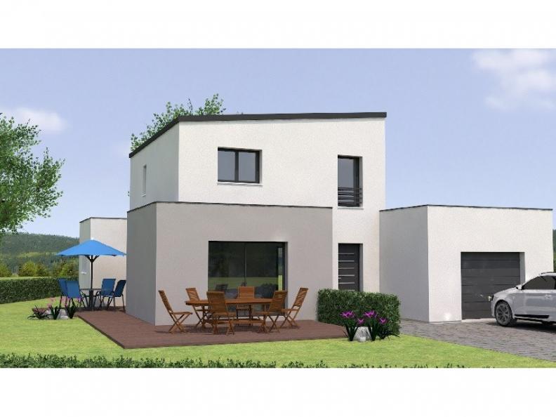 Modèle de maison R1MP19132-4GI : Vignette 1