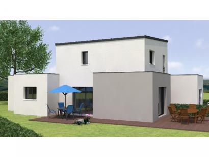 Modèle de maison R1MP19132-4GI 4 chambres  : Photo 2