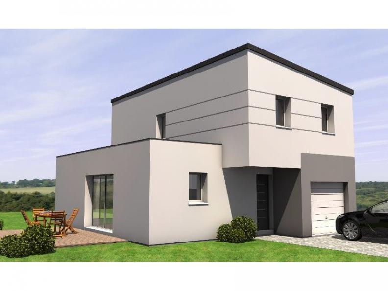 Modèle de maison R1MP20105-4GI : Vignette 1