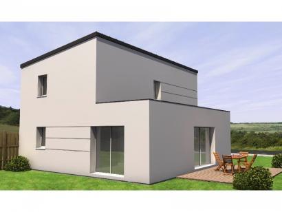 Modèle de maison R1MP20105-4GI 4 chambres  : Photo 2